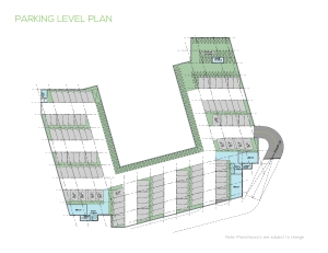 parking-level-plan